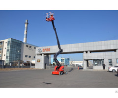 Self Propelled Articulated Booms Hz140jdc