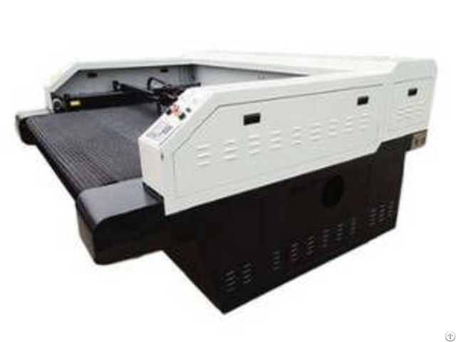 Dye Sublimated Fashion Apparel Laser Cutter