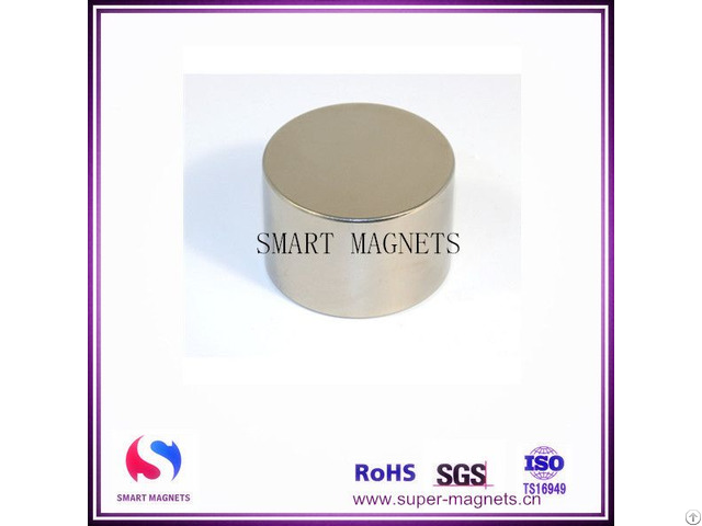N35 And N52 Sintered Neodymium Permanent Magnet