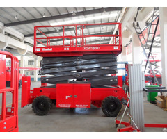 Self Propelled Scissor Lift Xdw180rt