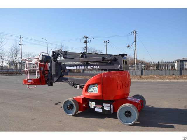 Self Propelled Booms Hz140jdc