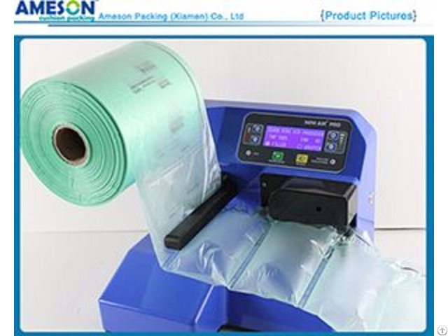 Factory Direct Air Cushion Bag Machine
