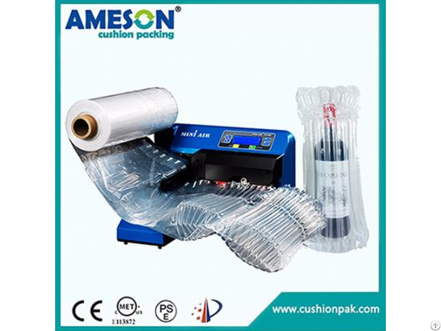 Factory Direct Air Tube Bag Machine