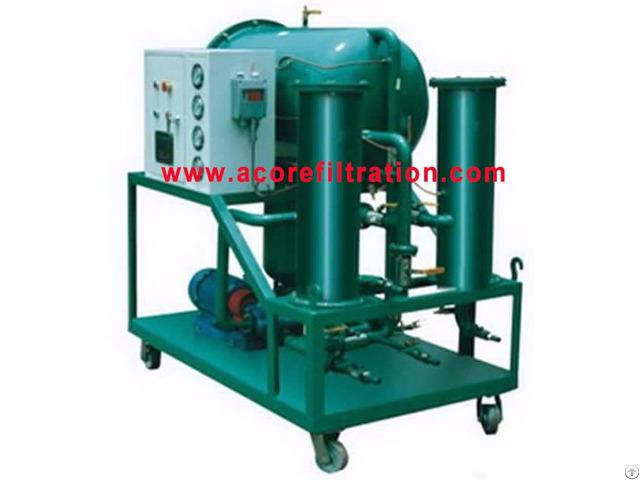 Diesel Fuel Oil Filtering Machine