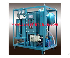 Application Of Transformer Oil Filtration Machine