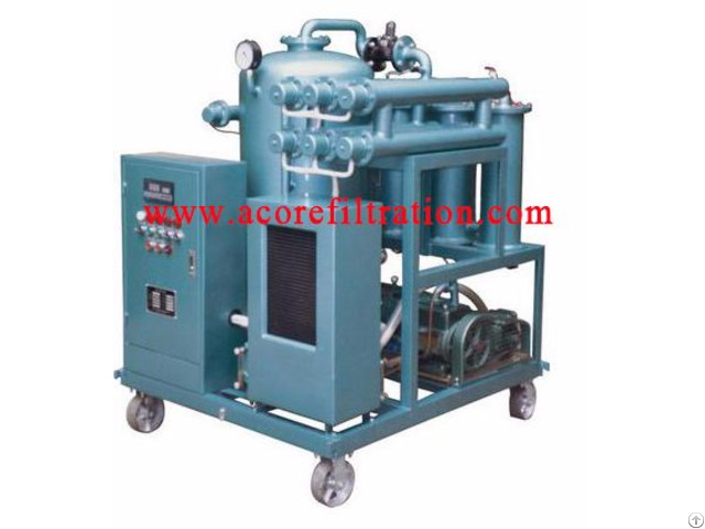 Hydraulic Oil Recycling Cleaning Machine