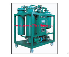 Vacuum Turbine Oil Purifier Machine
