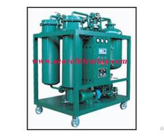 Vacuum Turbine Oil Purifier Machine