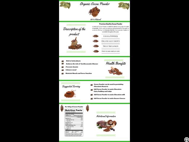 Ceylon Cocoa Powder