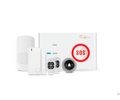 Wifi Gsm Smart Home Security Alarm Sysem