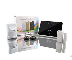 Rfid Gsm Home Alarm System