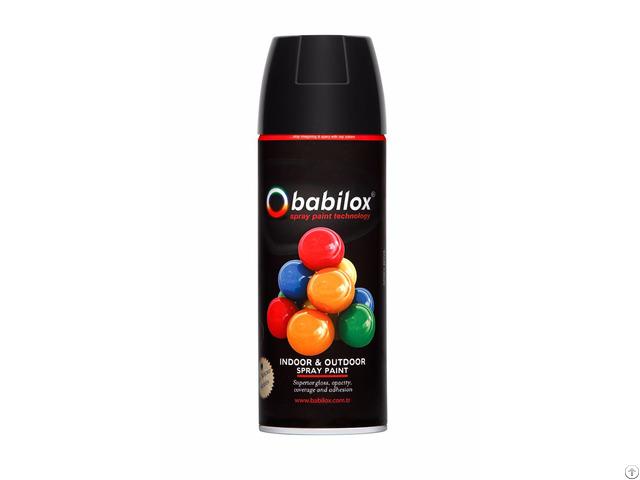 Babilox Spray Paint