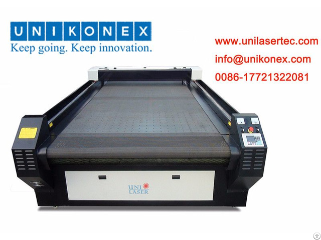 Sportswear/ Flag/banner/ Fabric And Textile Laser Cutting