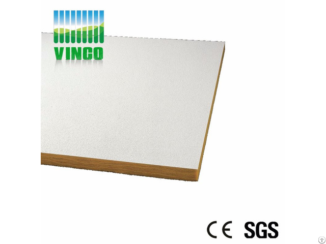 Ceiling Soundproof Acoustic Panel For Cinema