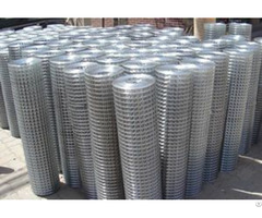 Hot Dipped Galvanized Welded Wire Mesh
