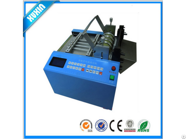 Automotive Pvc Tube Cutting Heat Shrink Sleeve Machine Xx 100s