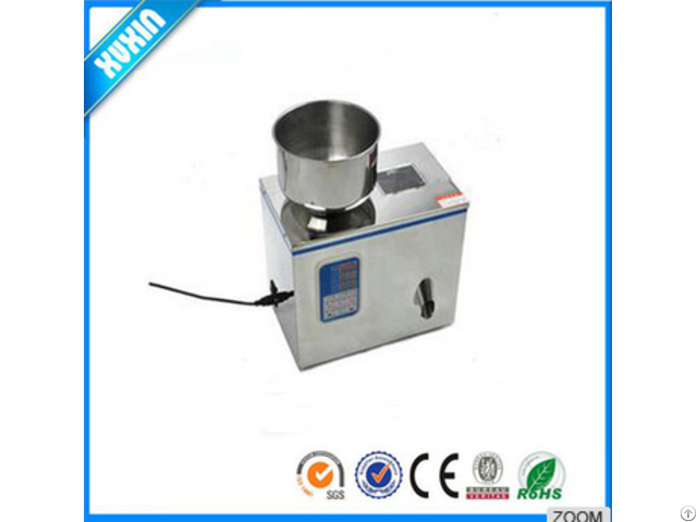 Small Sachets Powder Filling Packing Machine For Sale