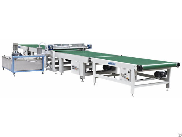 Curtain Coater Uv Coating Line