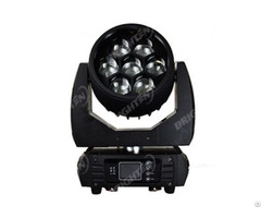 Brighten 7 15w Rgbw Mini Led Wash Zoom Moving Heads Stage Lights