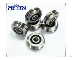 Track Guide Roller Bearings W0x 4mmx14 84mmx6 35mm