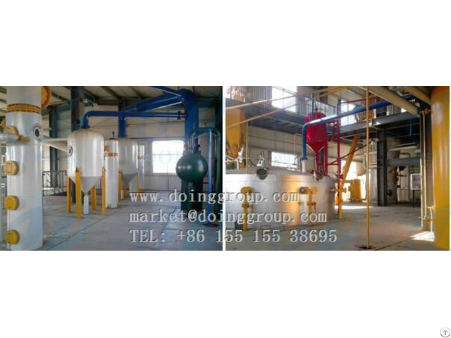 How To Deal With Oil Press Equipment Take Slag Problem