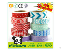 Custom Printing Washi Tape