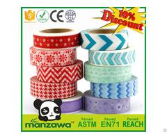 Custom Printing Washi Tape
