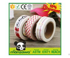 Manzawa Decorate Japanese Washi Masking Tape