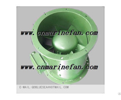 Jcz Marine Axial Flow Fan For Ship Use