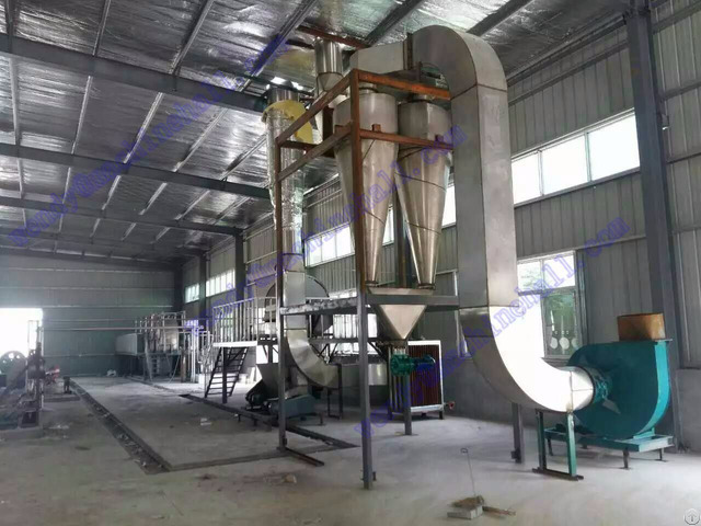 Commercial Potato Starch Machinery Supplier