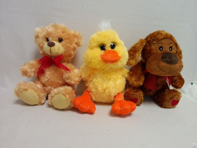Custom Made Plush Toys