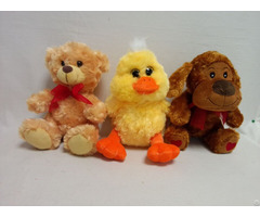 Custom Made Plush Toys