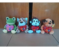 Valentine Plush Toys Teddy Bear