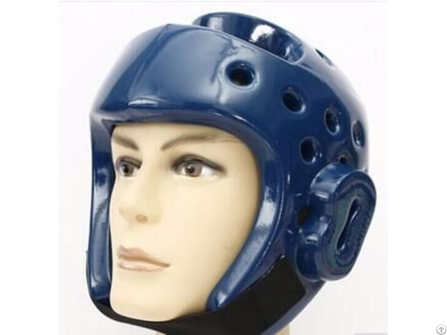 Taekwondo Headgear Protector Gear Head Guard Korean Tkd Gym School