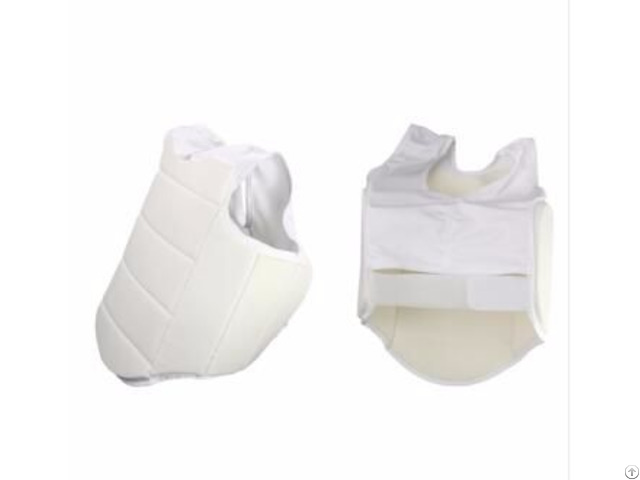 Uwin High Quality Wesing Wkf Akf Approved Chest Protector Man Karate Body Guard
