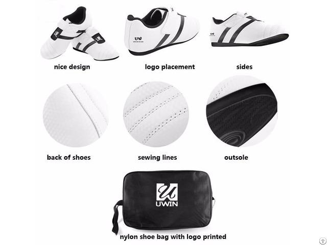 Cheap Population Martial Arts Tkd Taekwondo Shoes For Beginer