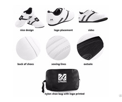 Cheap Population Martial Arts Tkd Taekwondo Shoes For Beginer