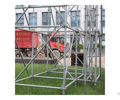 Q235 Construction Scaffolding Cuplock System