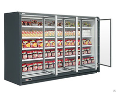 Multideck Cabinet With Vertical Glass Door 18
