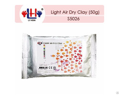 Light Air Dry Clay 50g