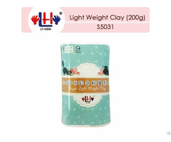 Light Air Dry Clay 200g