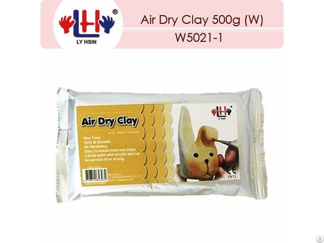 Air Dry Clay (white)