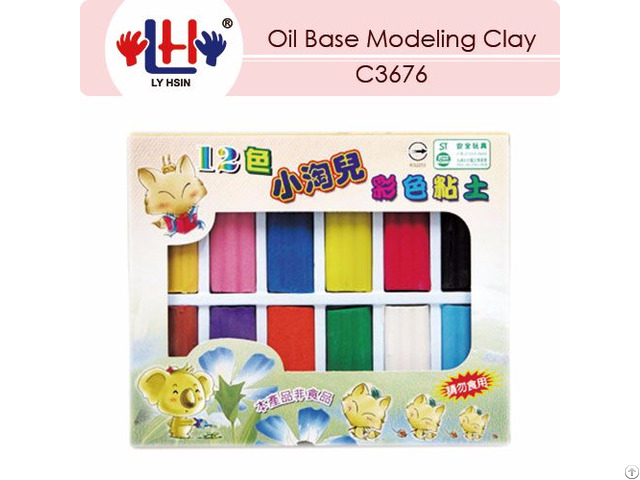 Oil Base Modeling Clay