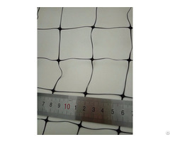 Widely Used Plastic Pp Hdpe Netting Bop Bi Oriented Mesh Fence Net From Factory
