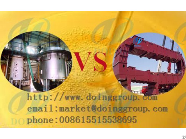 Why Is Leaching Of Oil Extraction Technology Advanced Safe