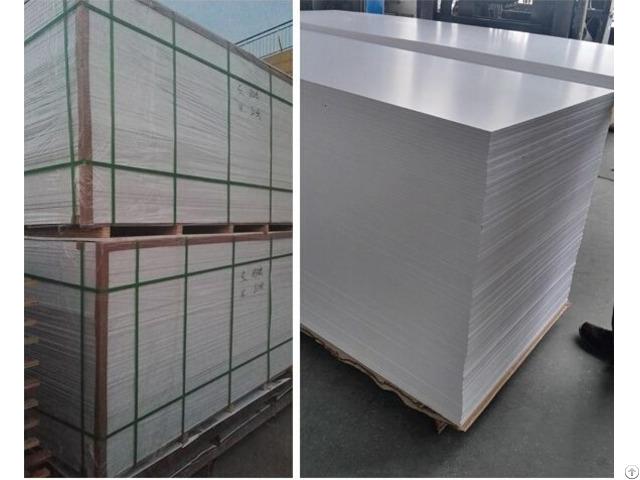 Pvc Forex Foam Sheet