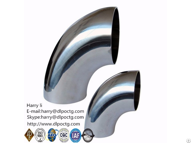 Dalipu Npt Thread Elbow Butt Weld Fittings