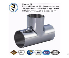 Joint Tube Fittings Tee Copper Pipe Fitting