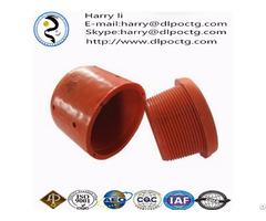 Stainless Steel Fox Tube Hydril Cs Tubing Thread Protector Cap