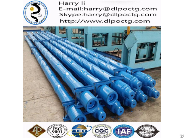 Api5d Oil Water Well Drill Pipe Thread Protector